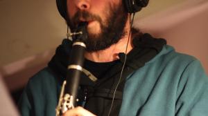 Nicolas à la clarinette